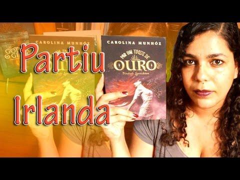 """VEDA #13: Resenha """"Por um toque de ouro"""", da Carolina Munhóz"""