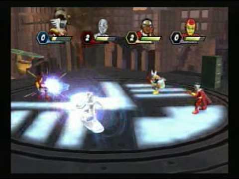 marvel super hero squad wii cheats