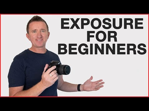 Exposure for Beginners - The Exposure Triangle explained.