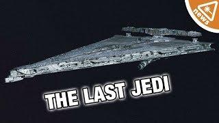 Video What You Missed on Star Wars The Last Jedi's New Dreadnought! (Nerdist News w/ Jessica Chobot) MP3, 3GP, MP4, WEBM, AVI, FLV Februari 2018