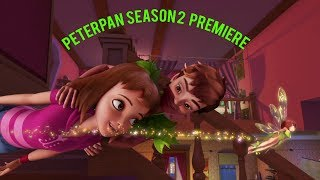 PeterPan Season 2 Episode 1 STUCK