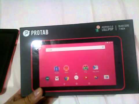 Mini Review : Protab 7