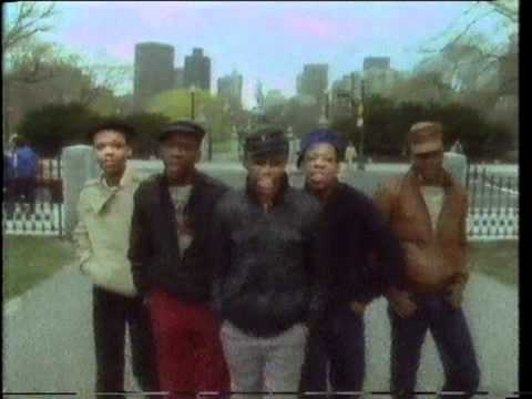 New Edition - Candy Girl