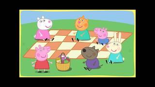 Learn colors with Peppa Pig - Учить цвета со Свинкой Пеппа