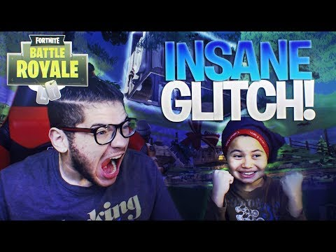 *NEW* GAMEBREAKING FORTNITE GLITCH! 9 YEAR OLD BROTHER PLAYS FORTNITE BATTLE ROYALE SOLO! HE WON?