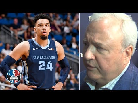 Video: Dillon Brooks was never included in trade, Grizzlies' GM says that 'was clear' | NBA on ESPN