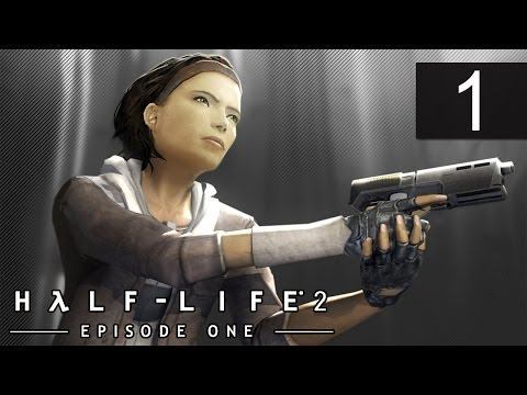 геймплей Half-Life 2 Episode One