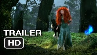 Nonton Brave Official Trailer  3  2012  Pixar Movie Hd Film Subtitle Indonesia Streaming Movie Download