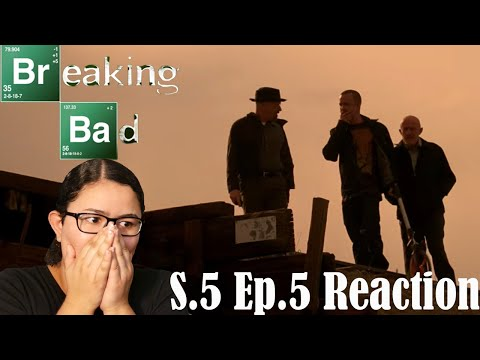 "Breaking Bad Season 5 Ep.5 - ""Dead Freight"" Reaction"