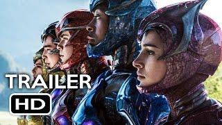 Nonton Power Rangers Official Trailer  1  2017  Bryan Cranston  Elizabeth Banks Action Fantasy Movie Hd Film Subtitle Indonesia Streaming Movie Download