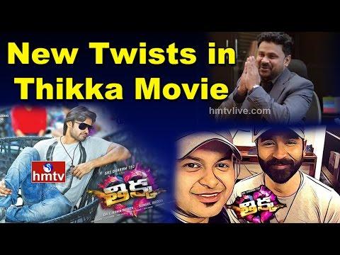 Shocking Reasons Behind Sai Dharam Teja Choose Dhanush,Mallu Comedian Dileep in Thikka Movie