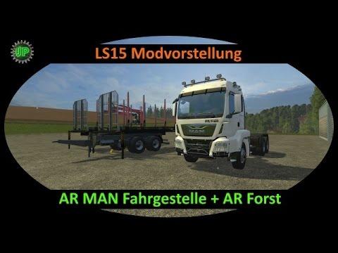 AR Forestry v1.6