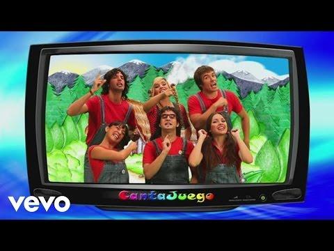 CantaJuego - Si Tu Tienes Muchas Ganas (Version Mexico)