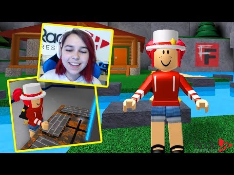 Playing Roblox FLEE THE FACILITY  Are You Surprised?