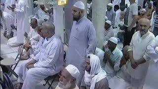 صلاة الفجر - المسجد الحرام الخميس 19 رمضان 1435 | الشيخ صالح بن حميد