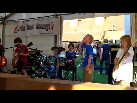 Enter Sandman Cover By The Mini Band