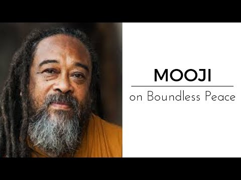 Mooji Guided Meditation: Unbound Peace
