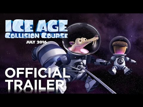 Ice Age: Collision Course | Official HD Trailer #1 | 2016