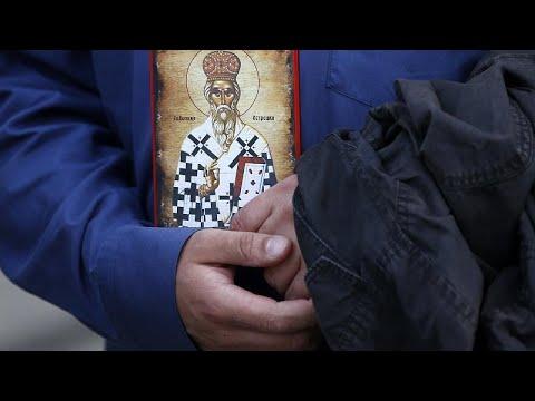 Μαυροβούνιο: Απελευθερώθηκαν ορθόδοξοι ιερείς