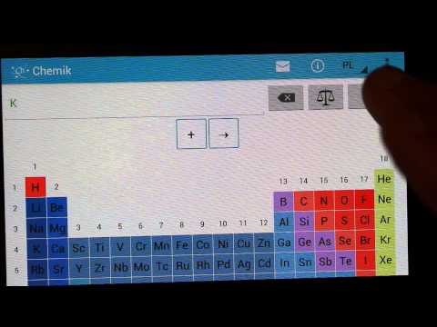 Video of Chemik PRO cool chemistry tool