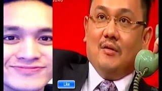Video GILANG DIRGA Ngerjain Farhat Abbas Pakai Suara Ahmad Dhani MP3, 3GP, MP4, WEBM, AVI, FLV Oktober 2018