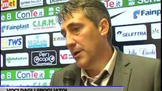 INTERVISTA ALFREDO AGLIETTI DOPO GARA ASCOLI - SALERNITANA