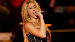 Shakira - Bright Side Of The Road (Live)