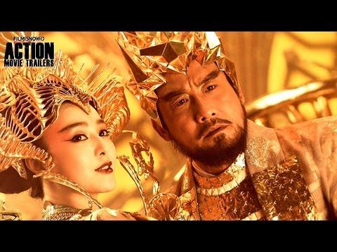 LEAGUE OF GODS 封神传奇 | Official Trailer #2 [Jet Li, Fan BingBing] HD