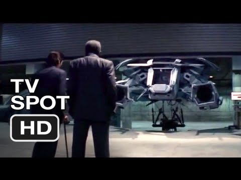 The Dark Knight Rises - TV SPOT #4 - I'm Retired (2012) HD Video