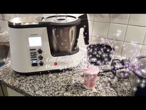 Lidl Küchenmaschine Monsieur Cuisine Plus - Thermomix Alternative - Eierlikör selber machen