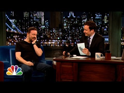 Ricky - Jimmy reads questions submitted from Ricky's passionate Twitter followers, or Twonks. Subscribe NOW to Late Night with Jimmy Fallon: http://full.sc/IcjtXJ Wa...