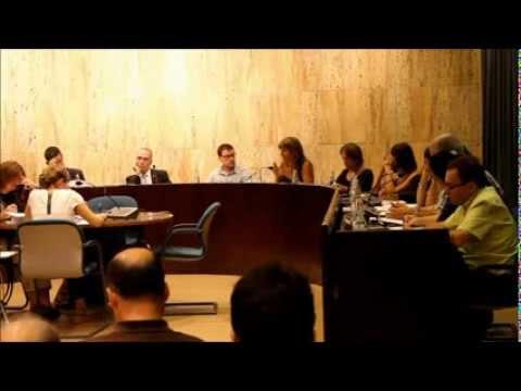 Ple 23/09/2013, Ajuntament de Salt