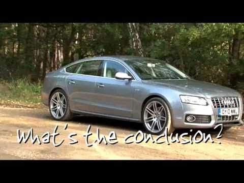Fifth Gear Web TV – Audi S5 Sportback