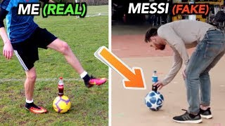 Video Footballers FAKED these Tricks, But I did them for REAL!! MP3, 3GP, MP4, WEBM, AVI, FLV Agustus 2019