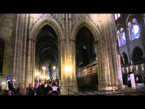 Notre Dame de Paris ,France  ( Full HD )