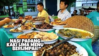 Video WOW ADA RUMAH MAKAN PADANG KAKI LIMA YANG LEGENDARIS DI JAKARTA !! MP3, 3GP, MP4, WEBM, AVI, FLV Mei 2019