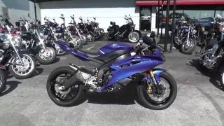 7. 002318 - 2006 Yamaha YZF R6 - Used Motorcycle For Sale