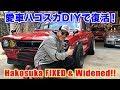 Hakosuka Engine Trouble Fixed And Stance Widened  Nissan Skyline Kgc10 In Usa Steve 39 S Pov