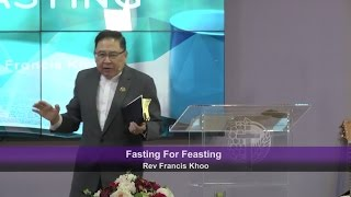 Fasting for Feasting
