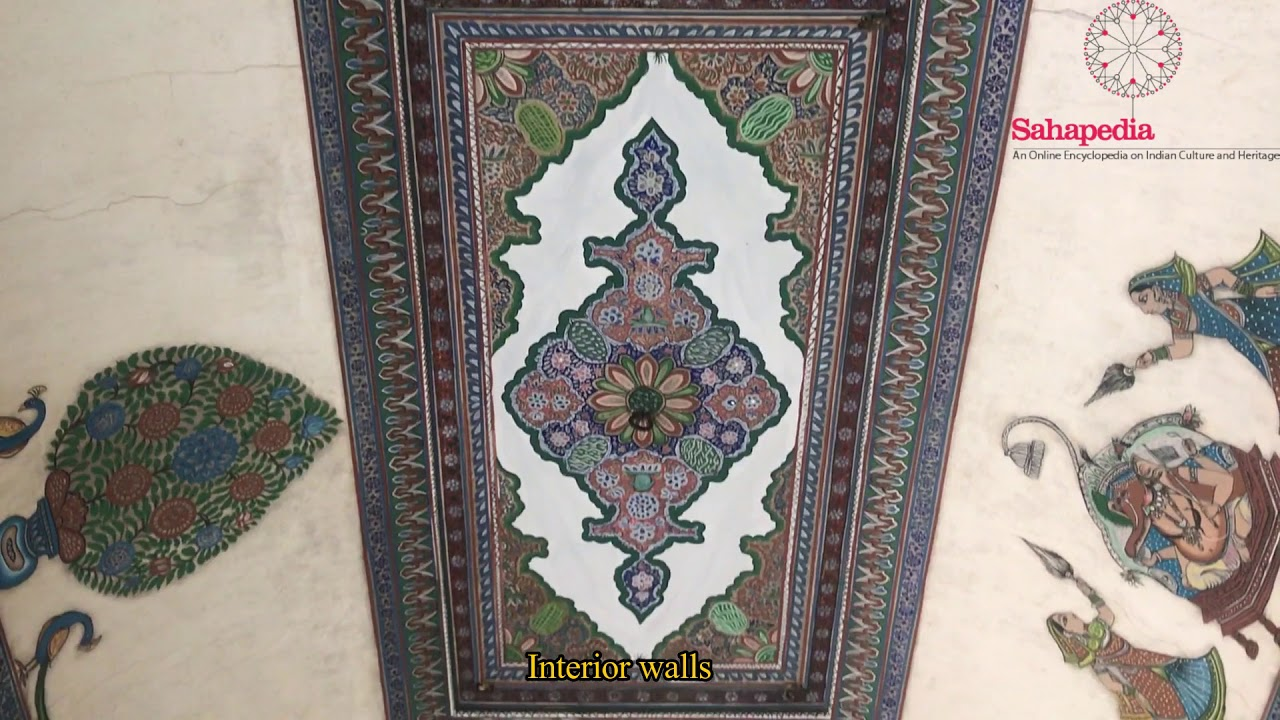 A Tour of the Painted Havelis of Shekhawati