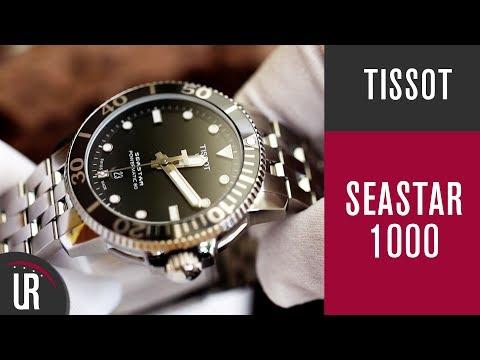 Tissot Seastar 1000 - Tolle Taucheruhr | Test | Review | Deutsch