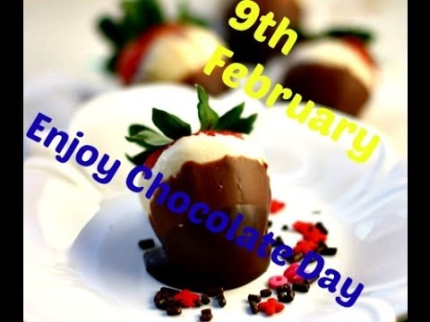 Happy Chocolate Day HD Video
