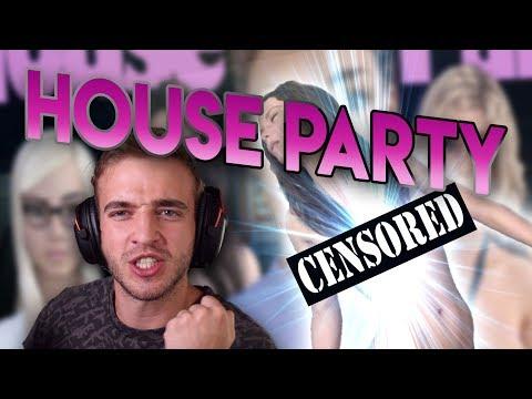 PODVEDLA SVÉHO PŘÍTELE!!!(House Party)