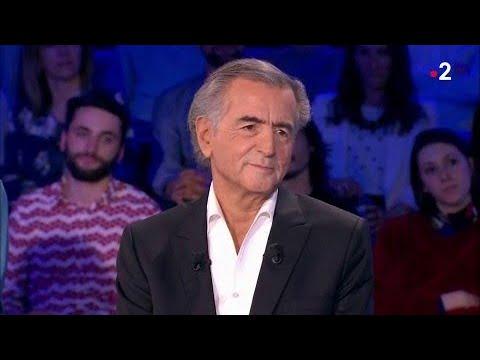 Bernard-Henri Lévy - On n'est pas couché 7 avril 2018 #ONPC