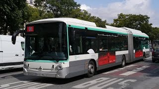 Video Paris Bus RATP Heuliez Bus Rt.91 Bastille-Gare de Lyon - Diderot MP3, 3GP, MP4, WEBM, AVI, FLV Agustus 2017