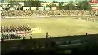 Emotional Touching Ethiopian Anthem Sung By Crowd