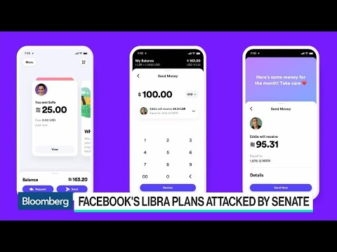 Why Facebook's Crypto Plans Are Being Attacked by Senate