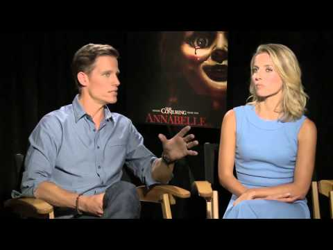 Annabelle - Annabelle Wallis Interview?>