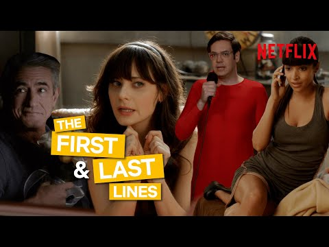 The First and Last Lines Spoken By New Girl Characters