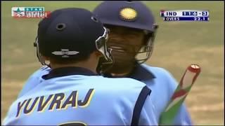 ** Rare ** India vs Australia ICC Knockout 2000 HQ Highlights